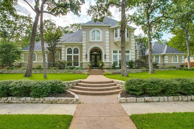 1010 Turnberry Lane, Southlake, TX 76092 (MLS #14663489) :: The Hornburg Real Estate Group