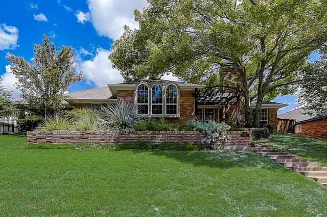 709 Robin Drive, Rockwall, TX 75087 (MLS #14663492) :: Craig Properties Group