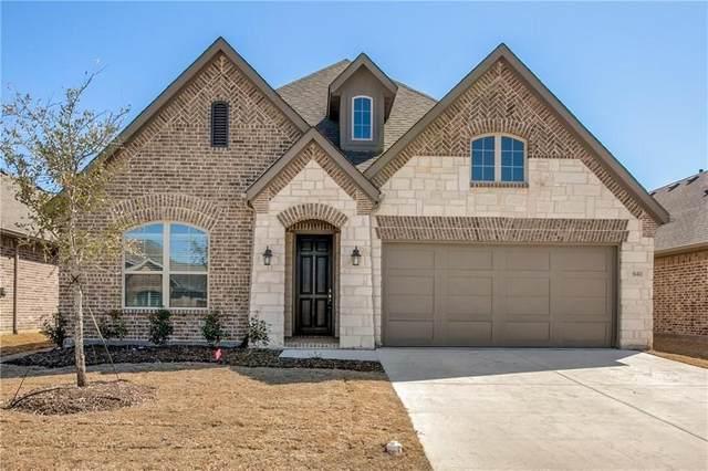 640 Rawlins Lane, Fort Worth, TX 76131 (MLS #14663552) :: The Chad Smith Team