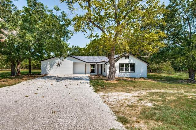 3358 Fm 1758, Bowie, TX 76230 (MLS #14663565) :: The Kimberly Davis Group