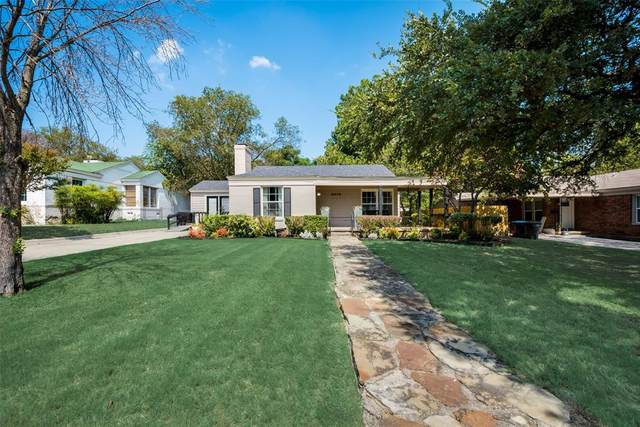 6470 Camp Bowie Boulevard, Fort Worth, TX 76116 (MLS #14663601) :: Lisa Birdsong Group   Compass
