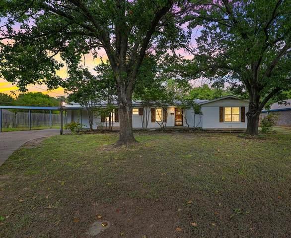 2832 Rosebud Lane, Richland Hills, TX 76118 (MLS #14663706) :: Real Estate By Design