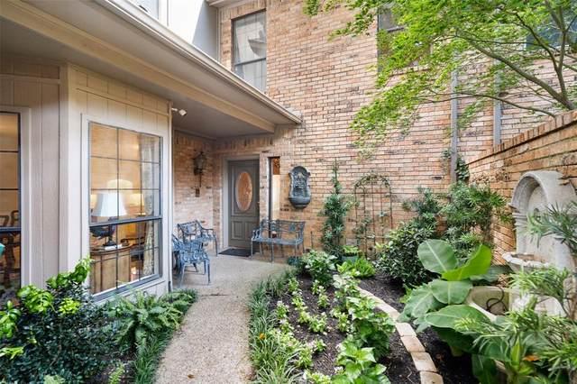 12505 Montego Plaza, Dallas, TX 75230 (MLS #14663743) :: Real Estate By Design