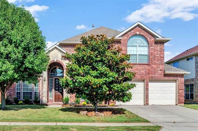 2707 Appaloosa Lane, Celina, TX 75009 (MLS #14663782) :: The Mauelshagen Group