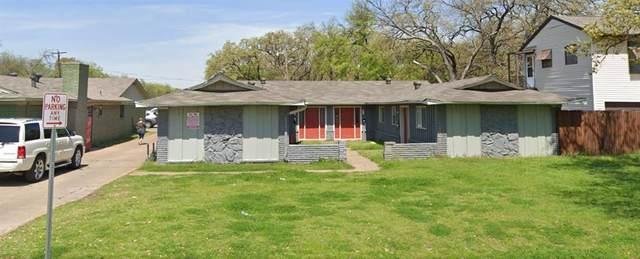 811 Bluebird Drive, Irving, TX 75061 (MLS #14663784) :: The Mauelshagen Group