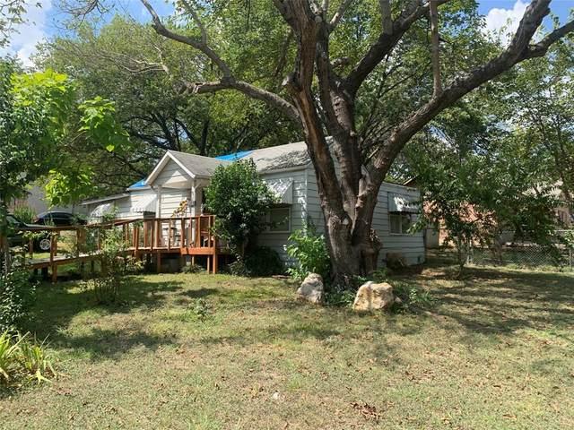 5500 Dartmouth Avenue, River Oaks, TX 76114 (MLS #14663805) :: Real Estate By Design