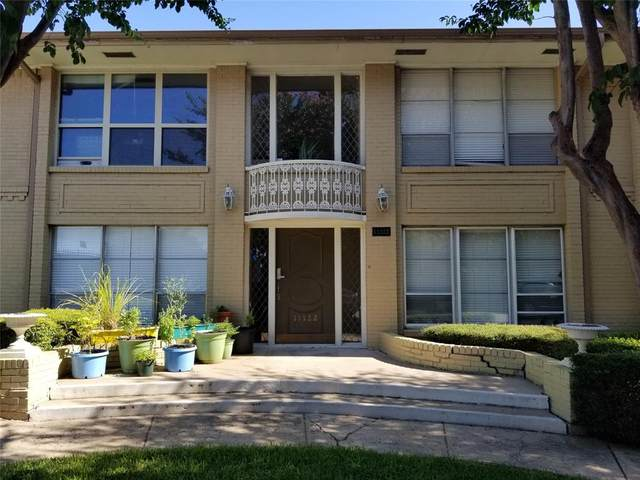 11122 Valleydale Drive D, Dallas, TX 75230 (MLS #14663817) :: The Barrientos Group