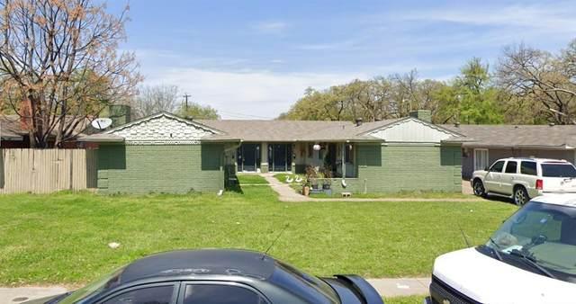 819 Bluebird Drive, Irving, TX 75061 (MLS #14663822) :: The Mauelshagen Group