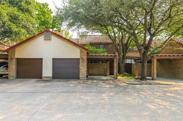 336 Melrose Drive 2B, Richardson, TX 75080 (MLS #14663840) :: Real Estate By Design