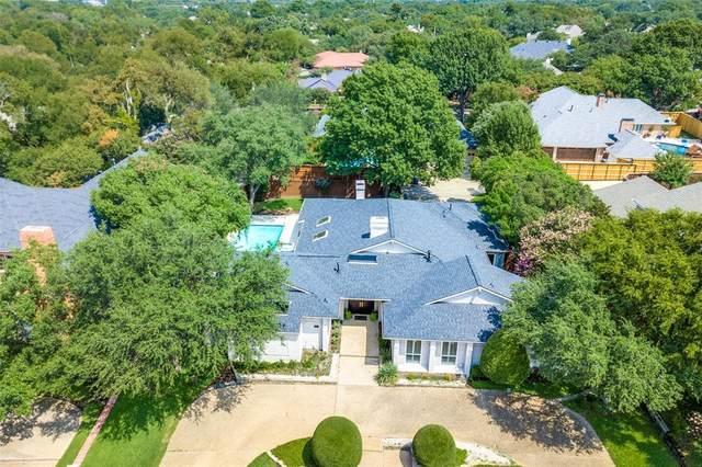 6112 Oakcrest Road, Dallas, TX 75248 (MLS #14663851) :: Real Estate By Design
