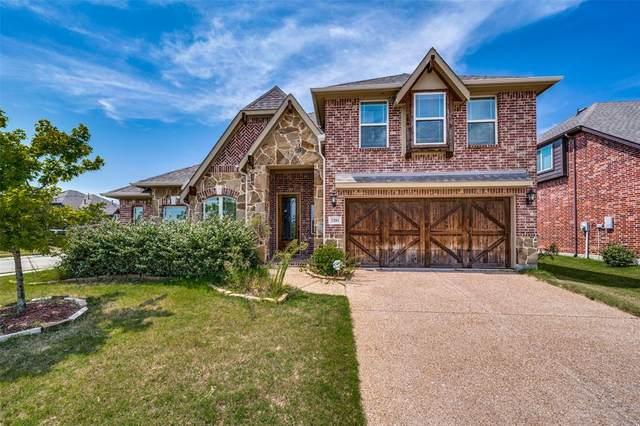 2201 Chatham Place, Savannah, TX 76227 (MLS #14663855) :: Wood Real Estate Group