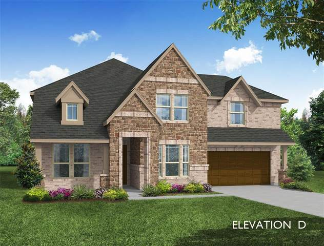 3205 Emerald Grove Lane, Fort Worth, TX 76244 (MLS #14663885) :: Real Estate By Design