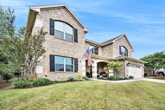 2714 Pinnacle Drive, Burleson, TX 76028 (MLS #14663926) :: Real Estate By Design