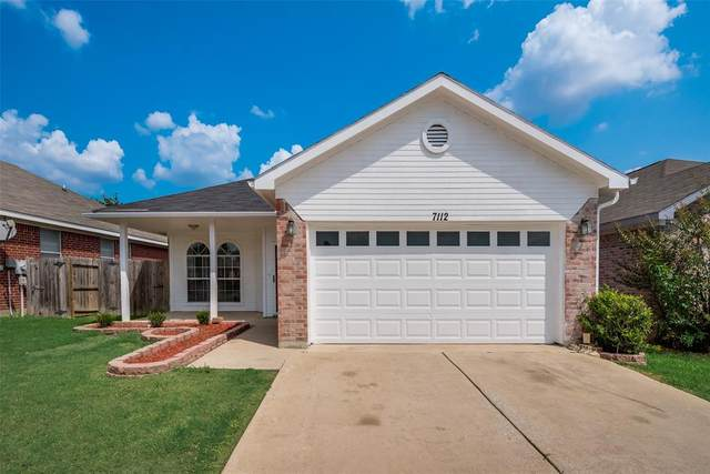 7112 Park Creek Circle E, Fort Worth, TX 76137 (MLS #14663928) :: Real Estate By Design