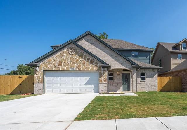 8044 Raymond Avenue, White Settlement, TX 76108 (MLS #14663932) :: Robbins Real Estate Group