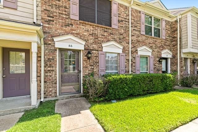 641 Carriagehouse Lane #6, Garland, TX 75040 (MLS #14663934) :: The Good Home Team