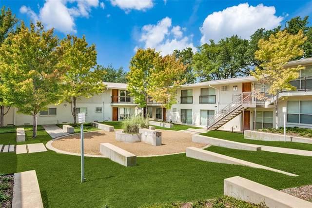4616 W Lovers Lane #135, Dallas, TX 75209 (MLS #14663935) :: Robbins Real Estate Group