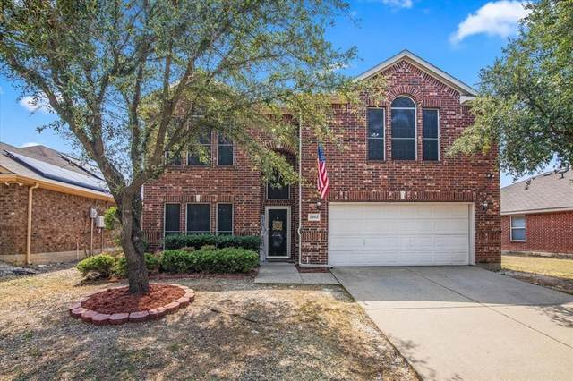 2862 Bronco Drive, Dallas, TX 75237 (MLS #14663950) :: Real Estate By Design