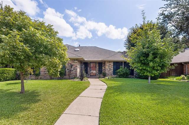 2408 Monmouth Court, Plano, TX 75075 (MLS #14663982) :: Real Estate By Design