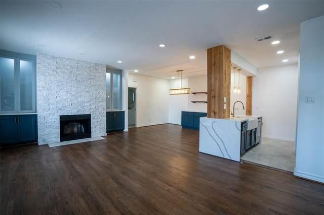 3208 Cole Avenue #2202, Dallas, TX 75204 (MLS #14663983) :: Robbins Real Estate Group