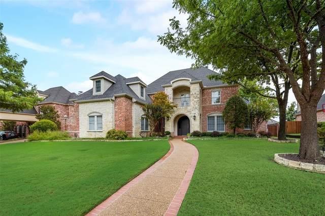 825 Faith Trail, Heath, TX 75032 (MLS #14664039) :: Real Estate By Design