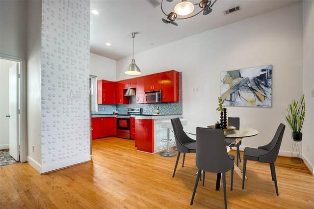3108 Flora Street B, Dallas, TX 75204 (#14664058) :: Homes By Lainie Real Estate Group
