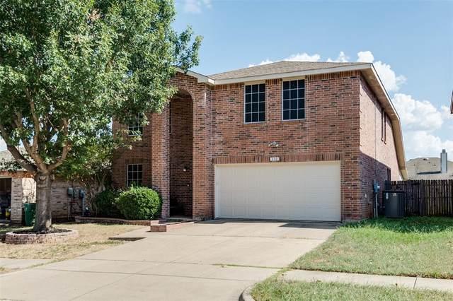 608 Malletwood Road, Arlington, TX 76002 (MLS #14664066) :: Justin Bassett Realty