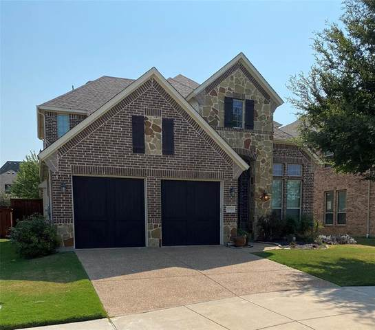 12718 Hollister Drive, Frisco, TX 75033 (MLS #14664087) :: Real Estate By Design