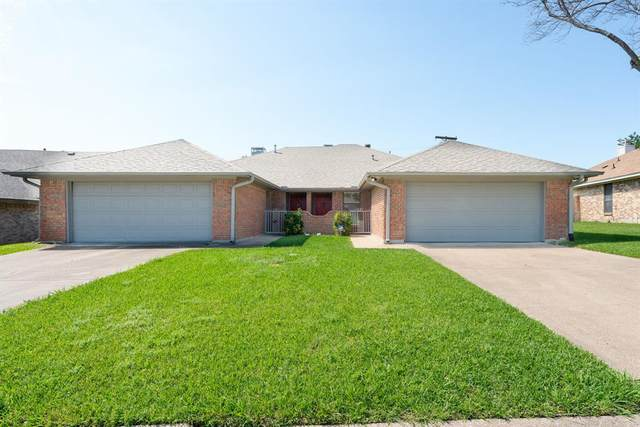 3716 Country Club Drive W, Irving, TX 75038 (MLS #14664094) :: Real Estate By Design