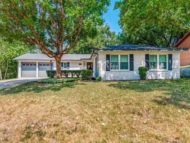 3412 Creston Avenue, Fort Worth, TX 76133 (MLS #14664108) :: Real Estate By Design