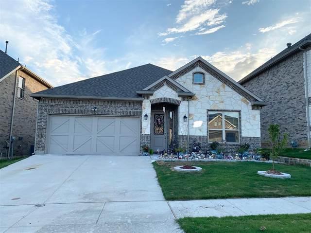 638 Harris Ridge Drive, Arlington, TX 76002 (MLS #14664118) :: Real Estate By Design