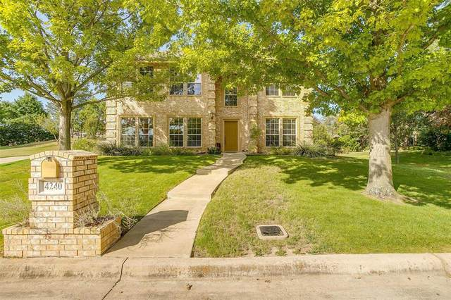 4240 Fair Ridge Drive, Fort Worth, TX 76008 (MLS #14664127) :: Trinity Premier Properties