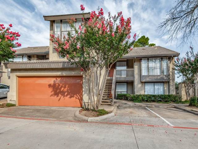 4547 O Connor Drive #2254, Irving, TX 75062 (MLS #14664172) :: Real Estate By Design