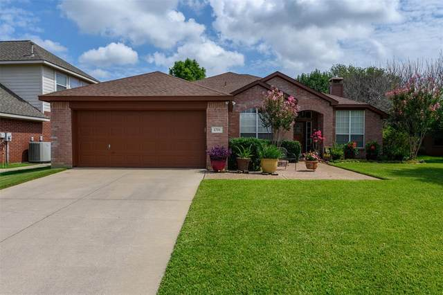 1701 Cedar Elm Drive, Corinth, TX 76210 (MLS #14664185) :: Real Estate By Design