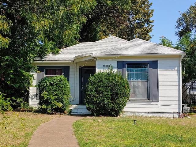 2529 Primrose Avenue, Fort Worth, TX 76111 (MLS #14664223) :: Craig Properties Group