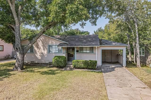1304 Bennett Drive, Arlington, TX 76013 (MLS #14664240) :: Real Estate By Design