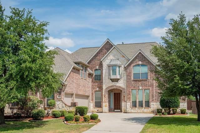 4444 Fairway Drive, Carrollton, TX 75010 (MLS #14664301) :: The Rhodes Team