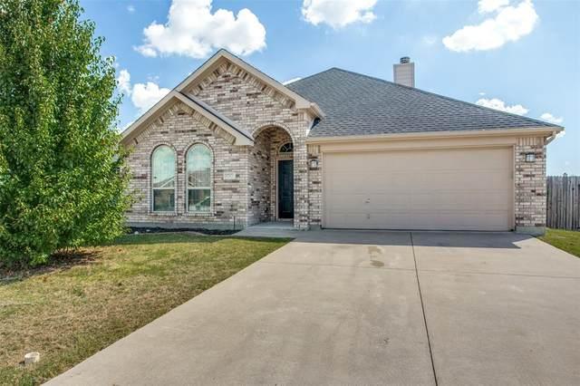 100 Pebble Creek Way, Alvarado, TX 76009 (MLS #14664305) :: Real Estate By Design