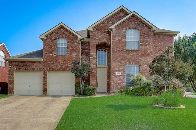 838 Dalmalley Lane, Coppell, TX 75019 (MLS #14664371) :: Real Estate By Design