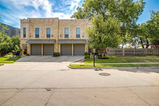 2819 Merrimac Street, Fort Worth, TX 76107 (#14664381) :: Homes By Lainie Real Estate Group