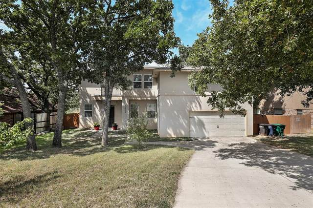 1404 Meadow Lane Terrace, Fort Worth, TX 76112 (MLS #14664387) :: Real Estate By Design