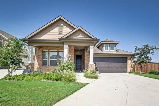 2401 High Bluff Drive, Mansfield, TX 76063 (MLS #14664398) :: The Chad Smith Team