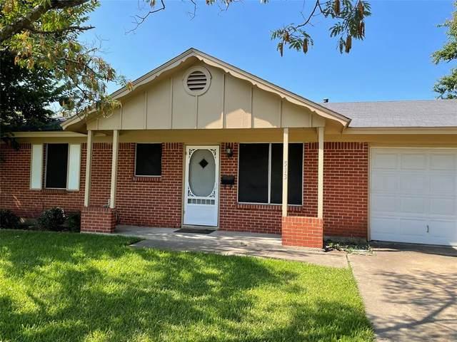 513 Renfro Street, Burleson, TX 76028 (MLS #14664433) :: Real Estate By Design