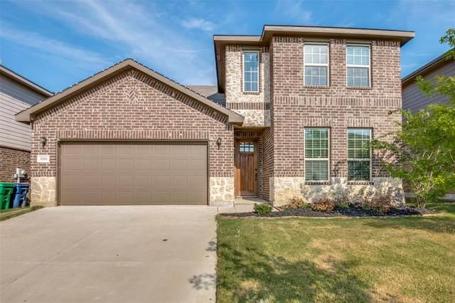 3201 Carmel Hills Drive, Denton, TX 76208 (MLS #14664445) :: Real Estate By Design