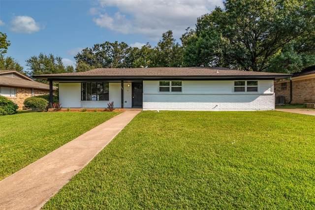609 Stewart Lane, Sherman, TX 75092 (MLS #14664451) :: Real Estate By Design