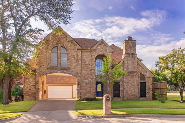 7537 Vineyard Trail, Garland, TX 75044 (MLS #14664475) :: Real Estate By Design