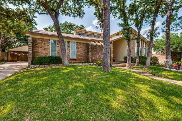 3405 Scenic Hills Drive, Bedford, TX 76021 (MLS #14664480) :: The Chad Smith Team
