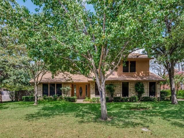 2709 Oak Trail Court, Dalworthington Gardens, TX 76016 (MLS #14664510) :: Real Estate By Design