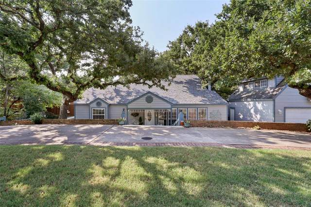 110 Brookdale Drive, Highland Village, TX 75077 (MLS #14664511) :: Rafter H Realty