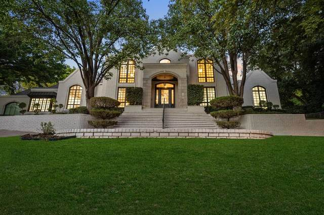 2201 Hidden Creek Road, Westover Hills, TX 76107 (#14664562) :: Homes By Lainie Real Estate Group